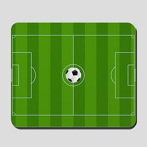 Football Field Mousepad