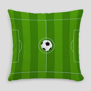 Football Field Everyday Pillow