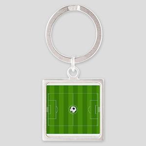 Football Field Keychains