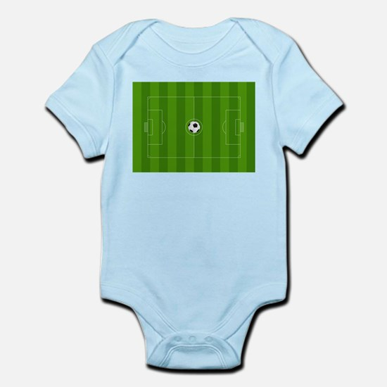 Football Field Body Suit