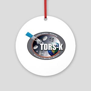 TDRS-K Round Ornament