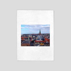 Copenhagen Skyline 5'x7'Area Rug