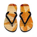 Sunburst Flip Flops
