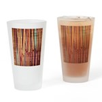 Reeds Drinking Glass
