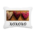 Sweetheart Rectangular Canvas Pillow