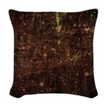 MIx Woven Throw Pillow