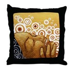 joysquared Throw Pillow