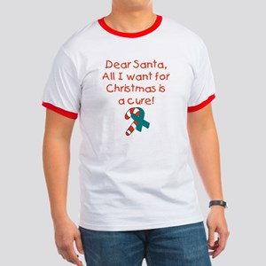 Christmas Ringer T