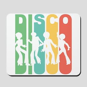 Retro Disco Mousepad