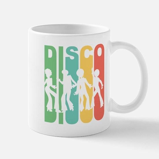 Retro Disco Mugs