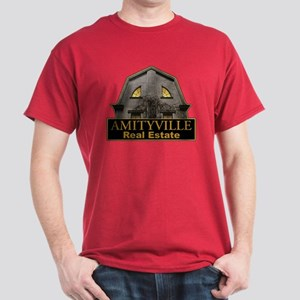Amityville Real Estate Dark T-Shirt
