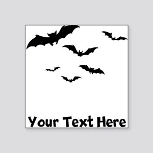 Bats Flying (Custom) Sticker