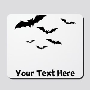 Bats Flying (Custom) Mousepad