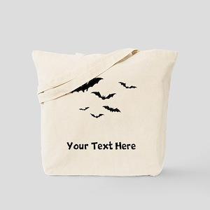 Bats Flying (Custom) Tote Bag