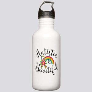 Autistic Stainless Water Bottle 1.0L