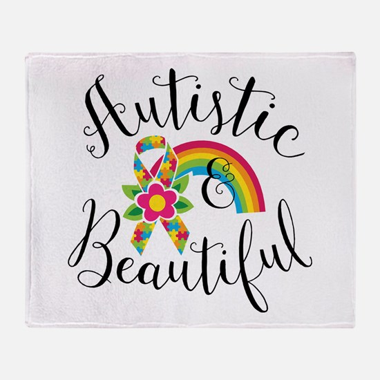 Autistic Throw Blanket