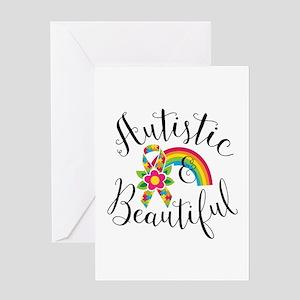 Autistic Greeting Card