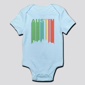 Vintage Austin Cityscape Body Suit