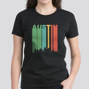 Vintage Austin Cityscape T-Shirt