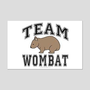 Taeam Wombat V Mini Poster Print