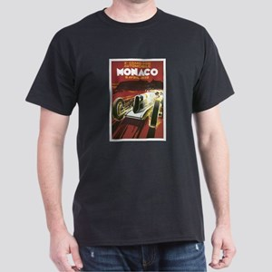 Monaco Race Car Dark T-Shirt