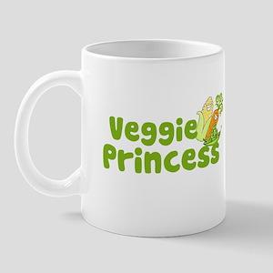 Veggie Princess Mug