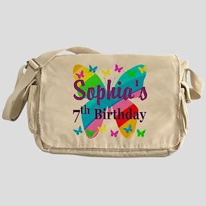 HAPPY 7TH Messenger Bag