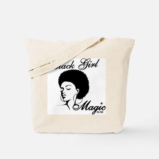 Black Girl Magic Tote Bag