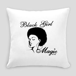 Black Girl Magic Everyday Pillow
