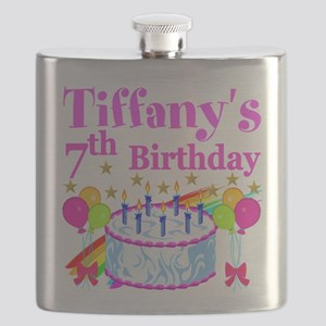 HAPPY 7TH Flask