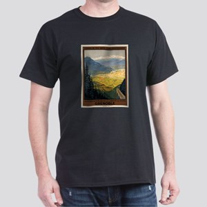 Vintage poster - Grenoble T-Shirt