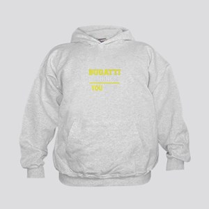 It's A BUGATTI thing, you wouldn't und Kids Hoodie
