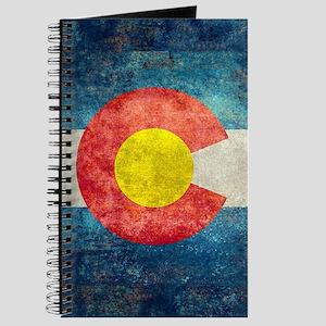 (B) Colorado State Flag Journal