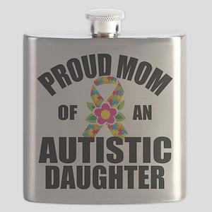 Autism Mom Flask