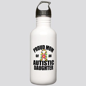 Autism Mom Stainless Water Bottle 1.0L