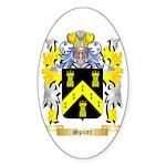 Spicer Sticker (Oval)