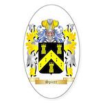 Spicer Sticker (Oval 50 pk)