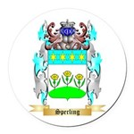Sperling Round Car Magnet