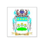 Sperling Square Sticker 3