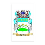 Sperling Sticker (Rectangle)