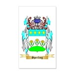 Sperling 35x21 Wall Decal
