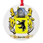 Sperelli Round Ornament