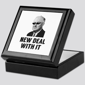 New Deal With It Keepsake Box