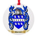 Spenser Round Ornament