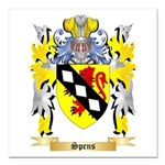 Spens Square Car Magnet 3