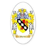Spens Sticker (Oval)