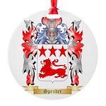 Spender Round Ornament