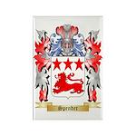 Spender Rectangle Magnet (100 pack)