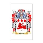 Spender 35x21 Wall Decal
