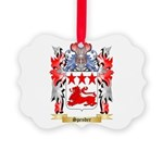 Spender Picture Ornament